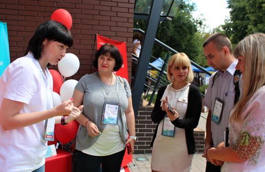 Світлична разом з Гриневич відкрили EdCamp у Харкові