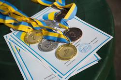У Харкові пройшов чемпіонат з пляжного волейболу