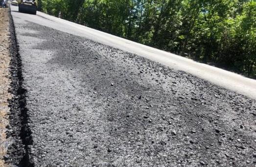 Дорога Харків-Охтирка буде відремонтована за графіком