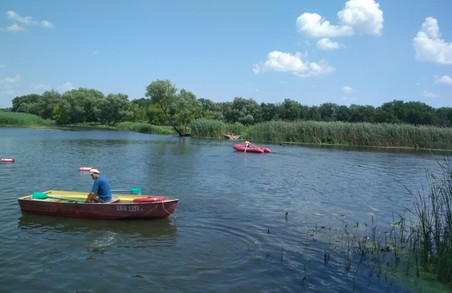 Харків'ян попереджують про небезпеку на воді
