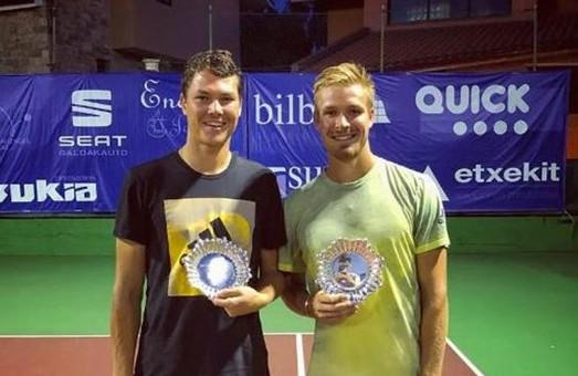 Харківський тенісист здобув перемогу в Іспанії