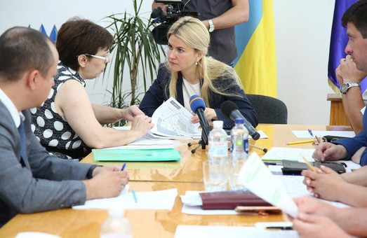 Понад 30 співробітників Харківського національного університету звернулися до Світличної під час особистого прийому громадян