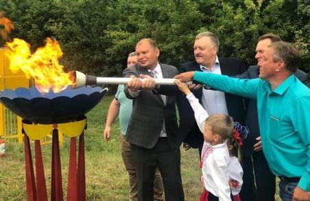Газифікація на Харківщині триває: ще три села з газом