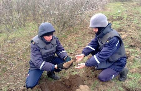 Харківські піротехніки знешкодили більше 2100 боєприпасів