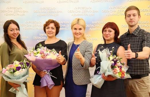 Підтримуємо молодих вчених Харківщини - Світлична