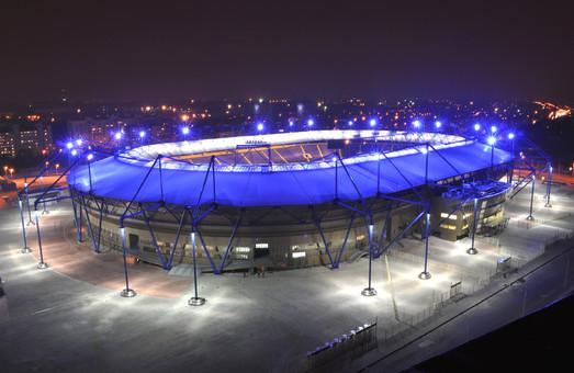 Поблизу харківського стадіону «Металіст» буде не проїхати