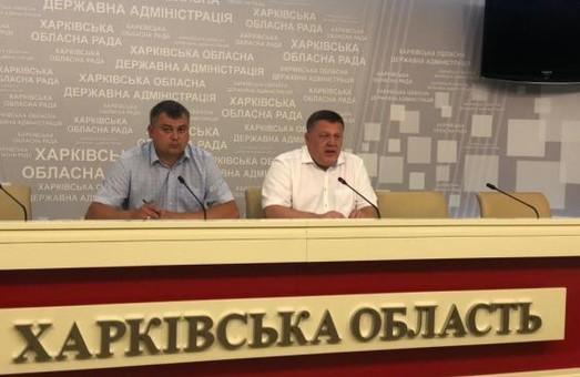 Ремонт доріг на Харківщині: роботи ведуться у 8 районах області