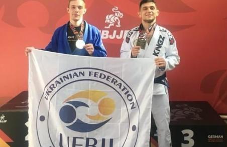Харківські майстри джиу-джитсу отримали медалі на міжнародному турнірі