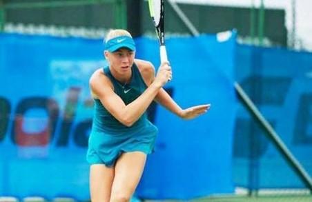 15-річна харків'янка перемогла у Міжнародному тенісному турнірі