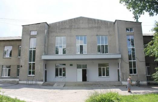 Ремонт у Люботинській міській лікарні: детально про хід робіт