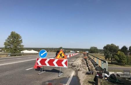 На Харківщині ремонтують мости