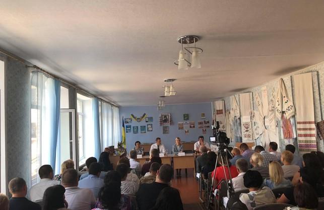 Світлична розповіла про плани щодо оновлення Кегичівського ліцею