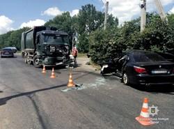 За останню добу на Харківщині сталося 60 аварій