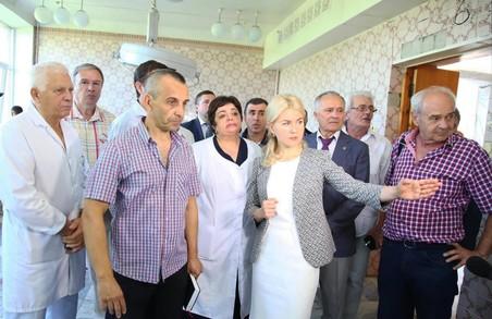 У Харківській обласній лікарні для чорнобильців розпочався перший за 25 років капітальний ремонт - Світлична