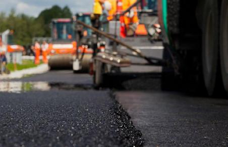 Ремонт доріг на Харківщині: виконані роботи на 20 об'єктах поточного ремонту
