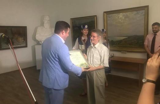 Українська культура - це не тільки багата спадщина, а і яскраві імена сучасності: на Харківщині вручили премію Іллі Рєпіна