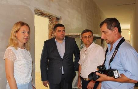 На Харківщині будують ще один інклюзивно-ресурсний центр