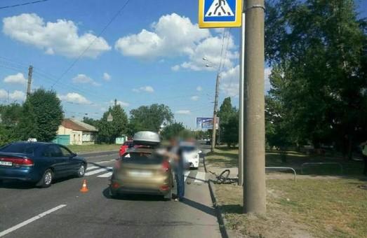 В Харківській області пішохід загинув під колесами авто