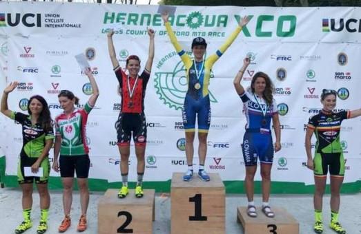 Харків'янка здобула перемогу на велоперегонах в Румунії