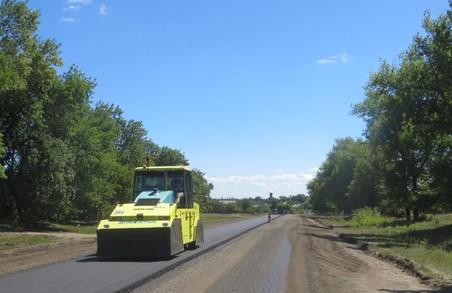 Ділянку дороги Чугуїв-Мілове від Куп'янська до кордону області відновлять вже у 2019 році