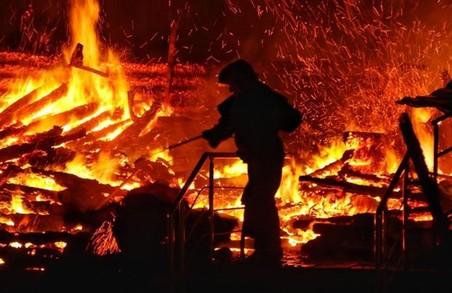 На Харківщині одна людина загинула, а ще 11 отримали травми внаслідок пожеж