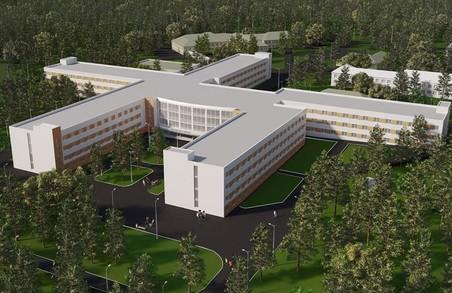Світлична розповіла, як буде виглядати новий онкоцентр