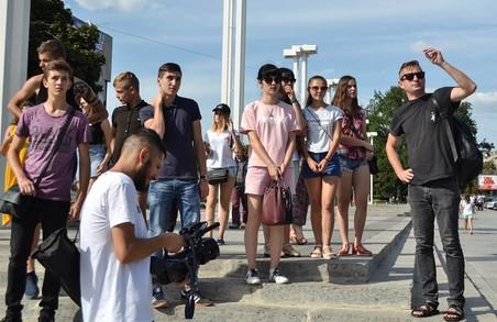 Сучасний і літературний. Діти з прифронтової зони відкрили для себе новий Харків