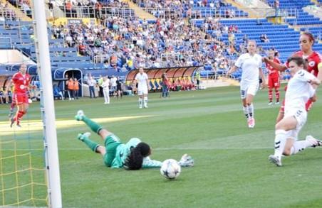 Харківський клуб вийшов до плей-офф жіночої Ліги чемпіонів УЄФА