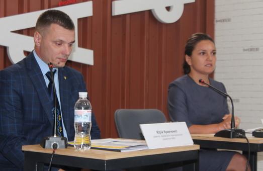 Харків'янам розповіли, як НАБУ бореться з корупцією