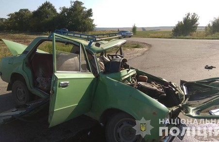 За вихідні на Харківщині сталося 77 аварій