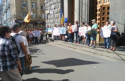 Харків'яни вимагали від міськради профінансувати інсулінову програму