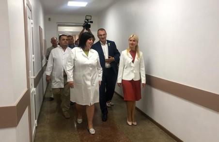 Робимо капітальні ремонти на близько 20 об'єктах охорони здоров'я Харківщини - Світлична