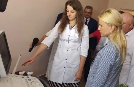 Триває ремонт районної лікарні у Великому Бурлуці. Він продовжиться і наступного року - Світлична