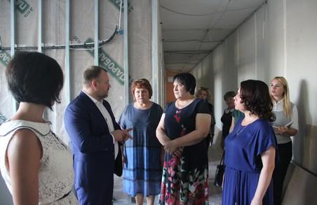 На Харківщині інклюзивно-ресурсний центр прийме 550 дітей