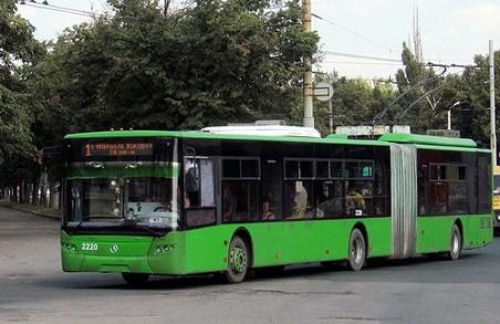 В Харкові деякі автобуси та трамваї їздитимуть іншим маршрутом