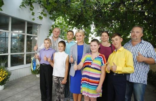 Нову оселю для родини було придбано за рахунок державної програми — Світлична
