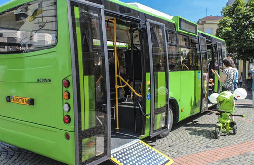 На Харківщині було виявлено 64 автобуси з технічними несправностями