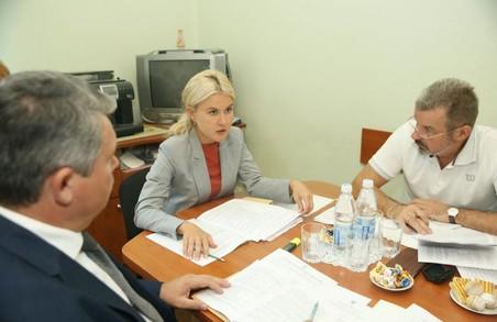 """Інфраструктурні проекти, заклади охорони здоров`я та """"Нова українська школа"""" - на що Світлична запропонувала виділити бюджетні кошти"""