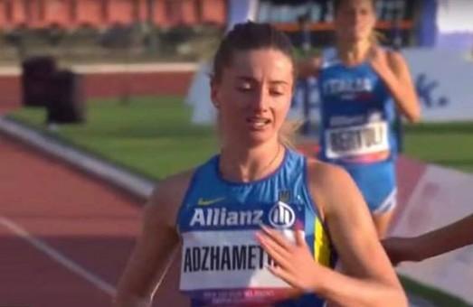 Харківська спортсменка здобула перемогу на параолімпійському чемпіонаті Європи