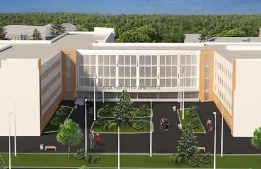 З обласного бюджету виділені кошти на розробку проектної документації для будівництва нового онкоцентру