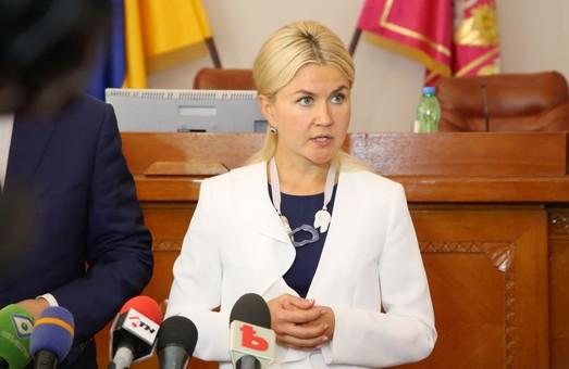 Світлична розповіла про найважливіші рішення сесії обласної ради