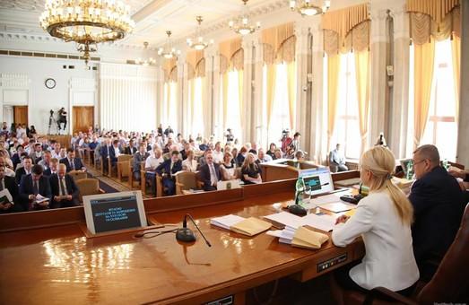 Завдяки ефективній взаємодії ХОДА та обласної ради інтереси регіону - на першому плані