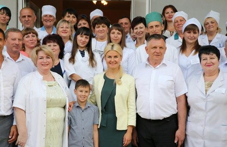 Для ремонту Люботинської лікарні було виділено фінансування більше 4 млн грн - Світлична