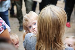 Сьогодні це питання справедливості – відновити дитячий садок – Світлична