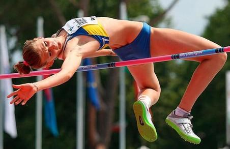 Харківська легкоатлетка здобула срібну медаль у секторі стрибків у висоту міжнародного турніру