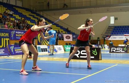 Близько 200 спортсменів з 34 країн світу взяли участь у міжнародному турнірі з бадмінтону в Харкові