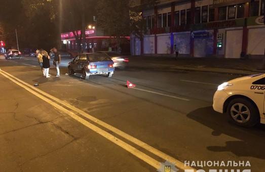 За добу на Харківщині декілька осіб постраждало під час ДТП