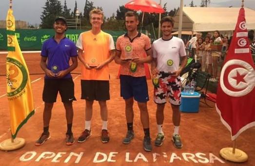 Харківській тенісист здобув перемогу у Тунісі