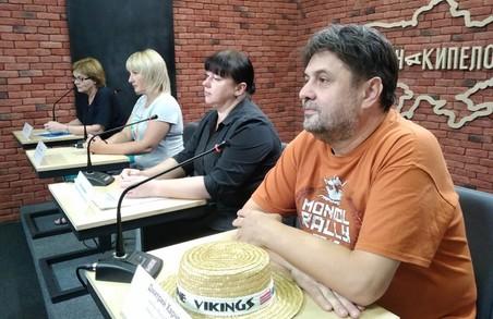 Харківські волонтери допомагають повернути дітей в родину