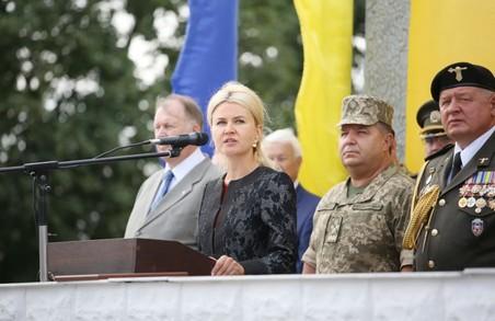Світлична назвала справедливим рішення щодо відновлення в Харкові вишу для танкістів